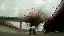 Explosión puente 'A todo gas 6'
