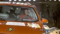 Euro NCAP crash test Ford EcoSport