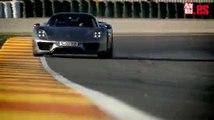 Porsche 918 Spyder prueba en Circuito Ricardo Tormo Cheste