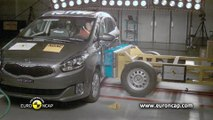 Euro NCAP  Kia Carens  2013  Crash test
