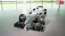 Fábrica McLaren Mercedes MP4-29