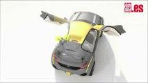 Renault KWID Concept -Diseño, Detalles y Tecnología
