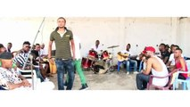 Fally Ipupa Dicap La Merveille et ses musiciens frappent très fort en pleine répétition