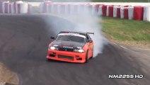 Araba Drift Show - BMW M3, Skyline R34, Silvia S14 ve Diğerleri - Araba Tutkum