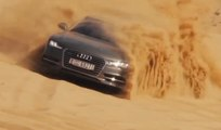 El Audi A7 Sportback ¿Rey de las dunas?