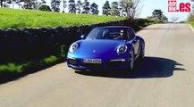 Prueba Nuevo Porsche 911 Targa