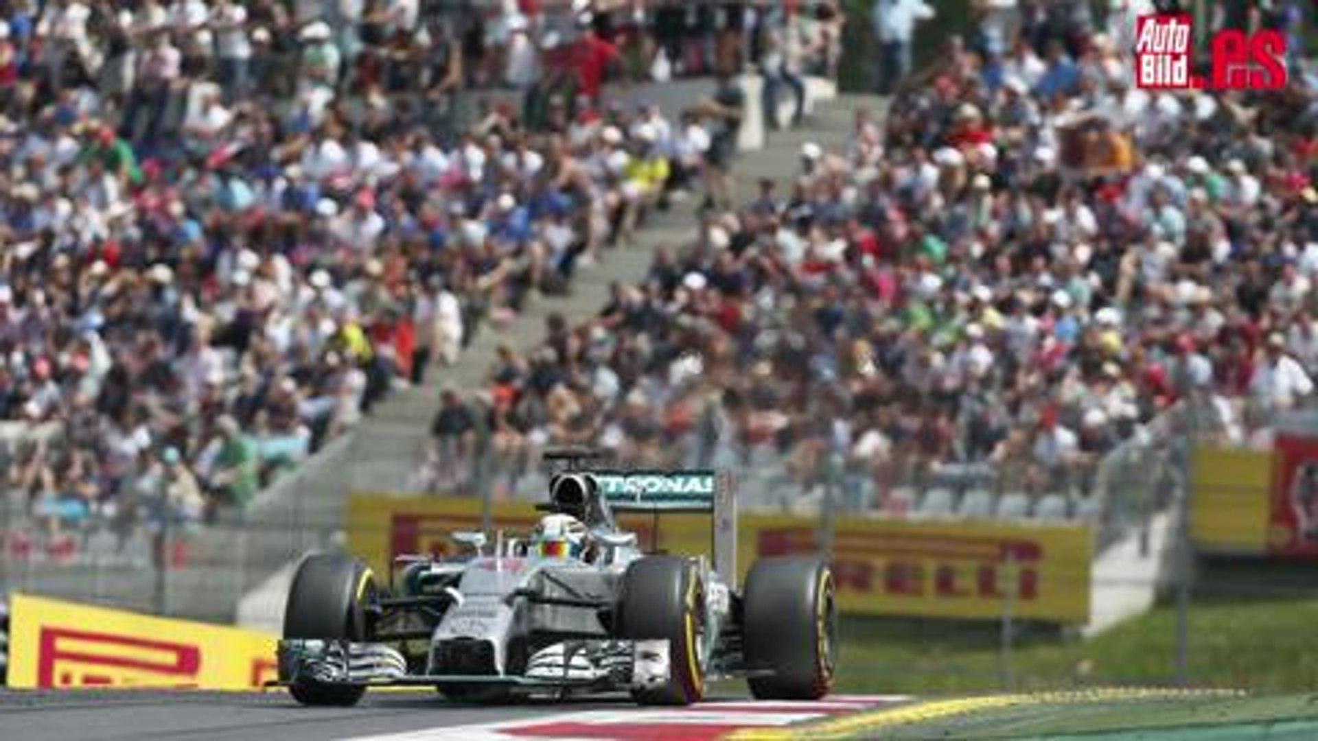 Analisis GP Austria 2014