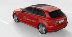Audi A3 Sportback Etron. Así funciona