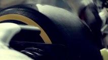 Rosberg y Hamilton en el Mercedes S500 Plug-in Hybrid