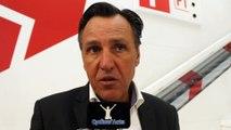 """Direct Energie 2016 - Jean-René Bernaudeau : """"Je ne donne pas de leçon à Vaughters"""""""