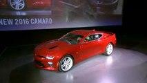 El Chevrolet Camaro 2016 de la mano de Mark Reuss