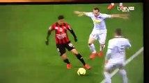 Les Magnifiques dribbles de Ben Arfa contre Angers (Ben arfa skills 15.01.2016)