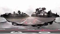 Nissan GT-R Nismo en Le Mans visión 360º