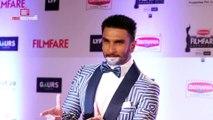 Ranveer Singh in Filmfare Awards 2016 | Red Carpet | ViralBollywood