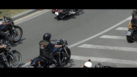 Desfile Harley Davidson