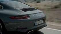 Nuevos motores Porsche 911 Carrera