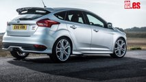 Ford Focus ST con Kit de Potencia