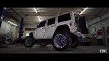 MC Customs tuena el Jeep Wrangler