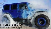 Jeep Wrangler Hellcat