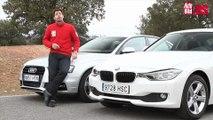 Conclusión Cara a cara AUDI A4 VS BMW SERIE 3