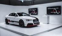 Nuevas tecnologías de hibridación de Audi-Compresor-electrico