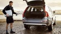 Volvo dejará tu compra de Navidad en el maletero de tu coche