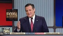 Ted Cruz It Follows mention at Republican Debate
