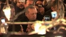 Attentati a Istanbul, Erdogan rende omaggio alle vittime