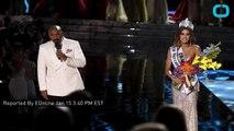 Steve Harvey Addresses Miss Universe Pia Wurtzbach and Ariadna Gutierrez