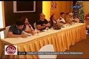 24Oras: Fonte ng Mon Bebe dAmour, pinagkaguluhan sa kanilang mall montrer sa Davao City