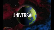 Newest Universal Animation Studios logo for 2016.