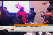 BT: Ilang Kapuso étoiles, nagpasaya sa fête de Noël ng Kapuso blogueur