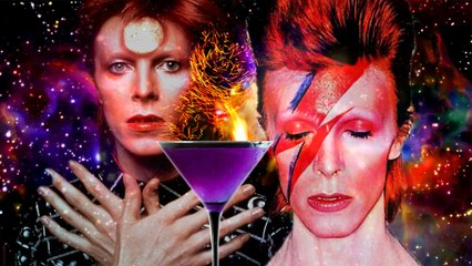 Raise a Glass to David Bowie With Our Ziggy Stardust Cocktail