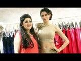 Krishika Lulla & Amy Billimoria The Launch Of Dazzling Desires Collection