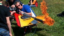 RC Pulso Pulse Jet / fast and very very loud Days of Speed and Thunder 2016 *1080p50fpsHD*