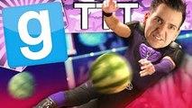 Gmod TTT - Dodgemelon (Garrys Mod Funny Moments)