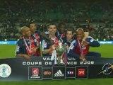 psg om au stade de France finale de la coupe de France 2006