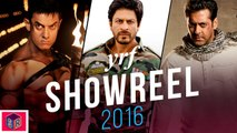 YRF Showreel - Relive the Magic of Movies - [2016] [FULL HD] - (SULEMAN - RECORD)