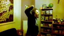 Le Duc est Up all night on Just dance !!