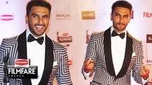 Ranveer Singh @ 2016 Britannia Filmfare Awards