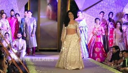 Katrina Kaif's Show At Manish Malhotra's Fashion Show