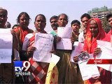 Several goof-ups in cheques given to Damunagar fire victims - Tv9 Gujarati
