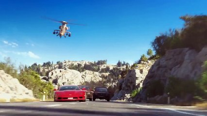 JUST CAUSE 3 Cinematic Trailer (PS4 - Xbox One)