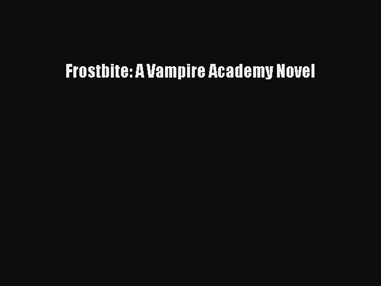 frostbite ebook free download