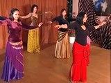 Cours de danse orientale débutant (5/7) - Travail des bras et des épaules