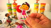 Oyun Hamuru ile Maşa ve Koca Ayı Dev Sürpriz Yumurta izle #12 | Dev Sürpriz Yumurtalar Açm