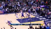 Pistons vs Grizzlies - January 14, 2016   Mario Chalmers Game-Winner - NBA 2015-16 Season
