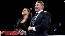 Mr. McMahon & Stephanie McMahon address the WWE roster- Raw_ January 11_ 2016