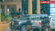 Burkina Faso'da Otele Düzenlenen Saldırı
