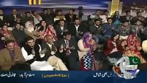 Khabarnaak on Geo News – 17th January 2016 (Qaim Ali Shah Dummy)